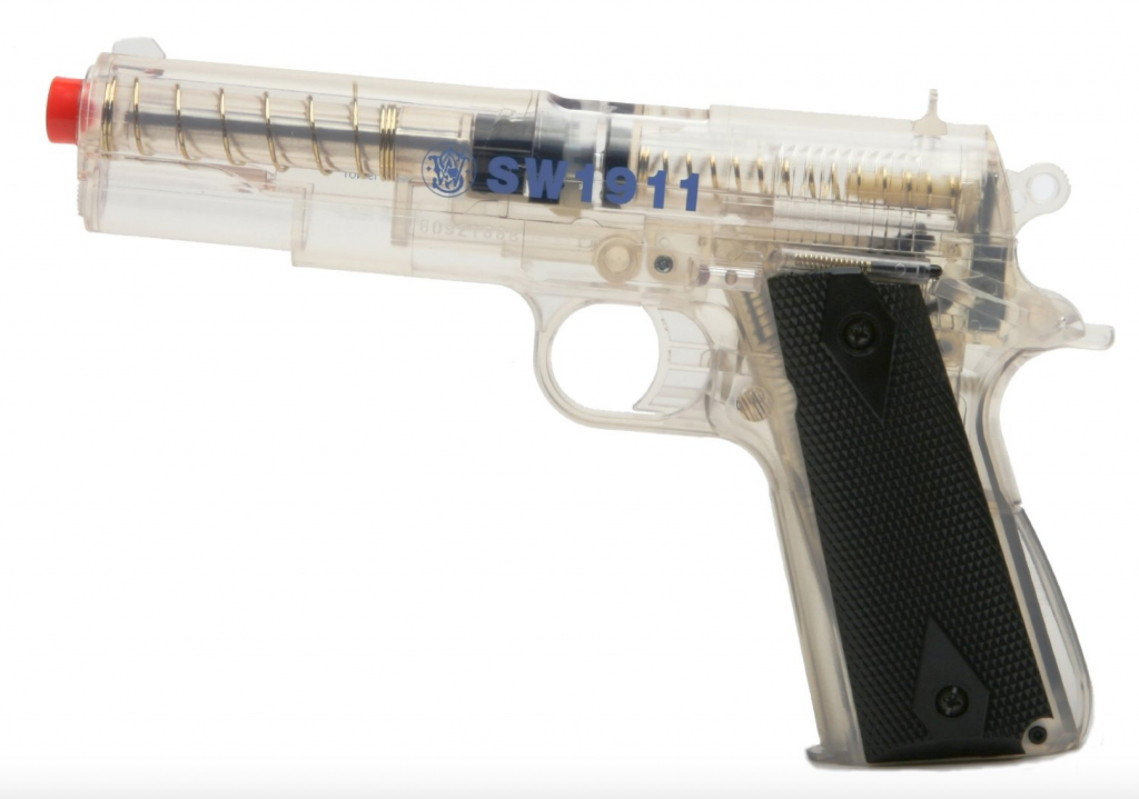 airsoft guns springer pistol