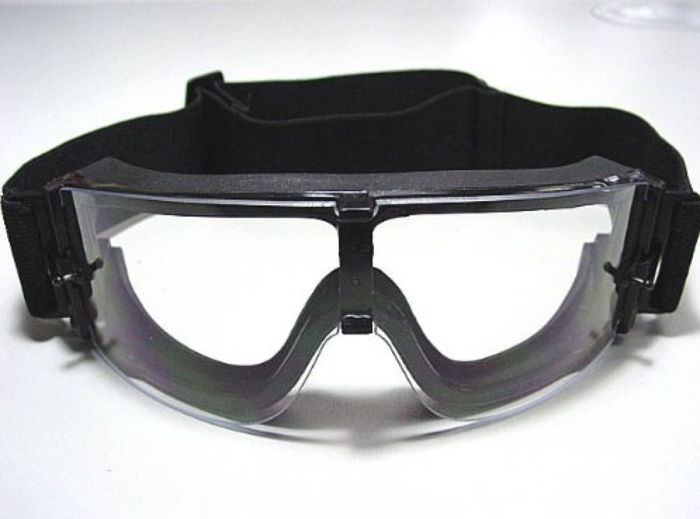 airsoft equipment goggles