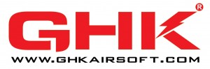 airsoft website ghk logo